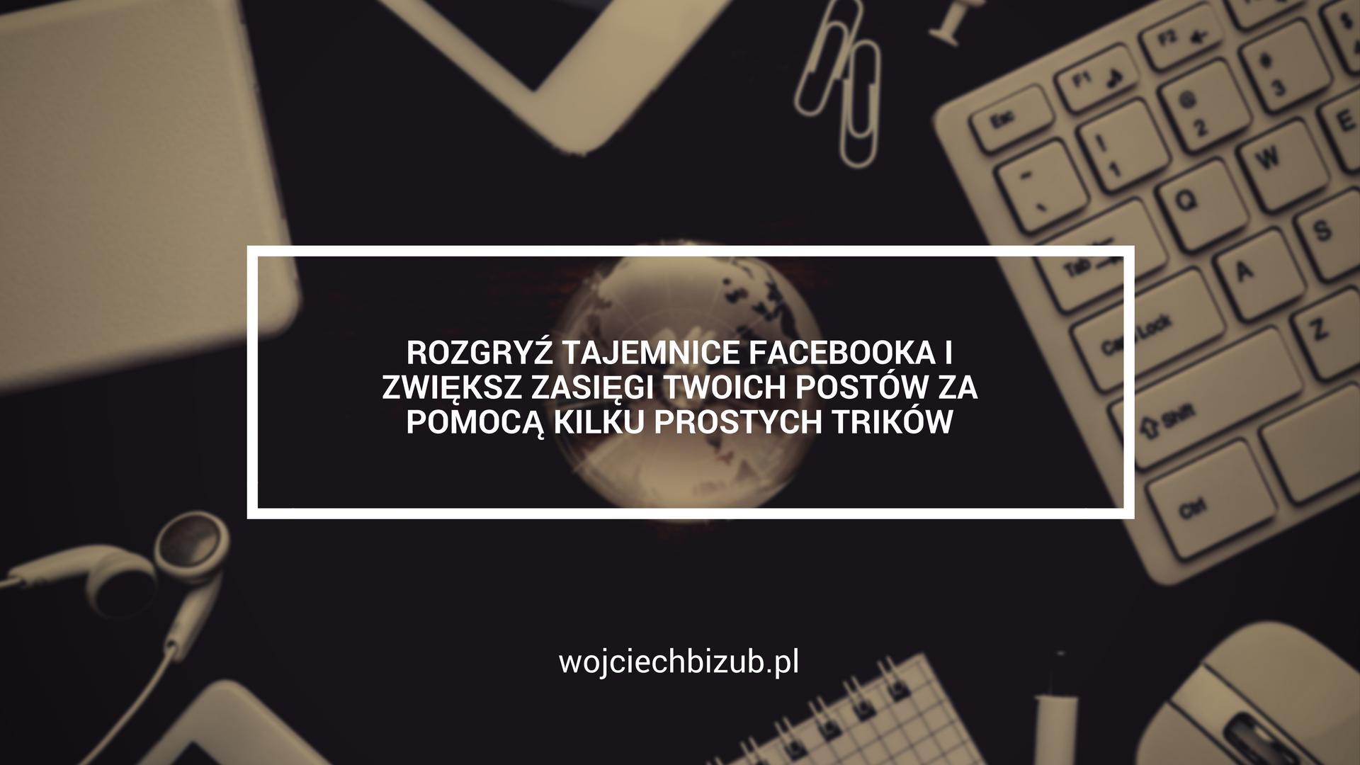 tajemnice facebooka