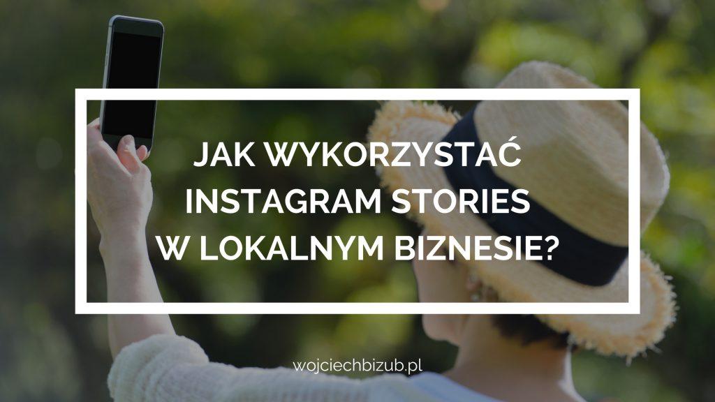 instagram w lokalnym biznesie