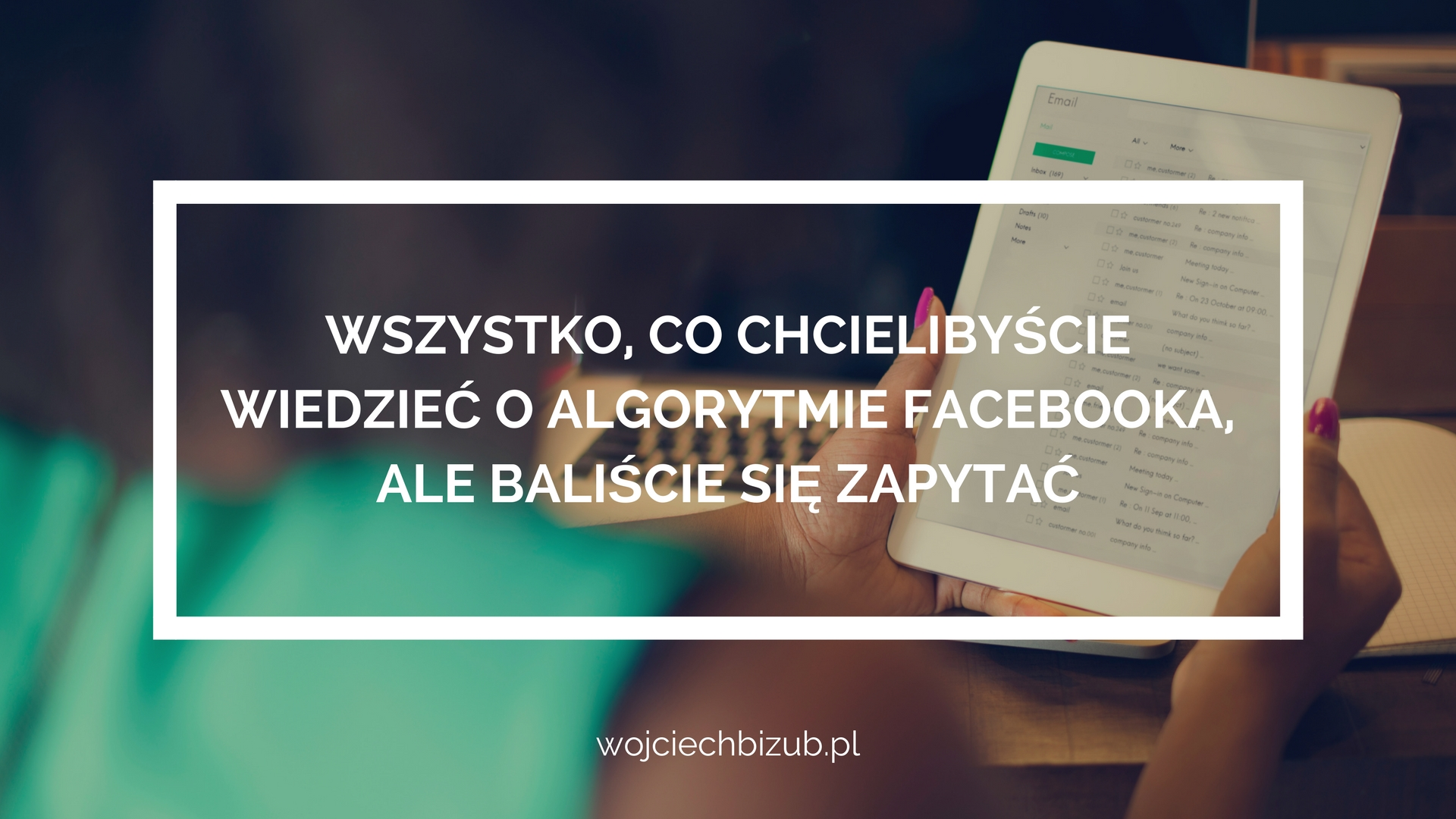 algorytm facebooka