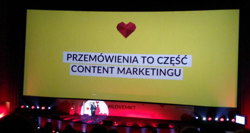 przemówienia marketingowe