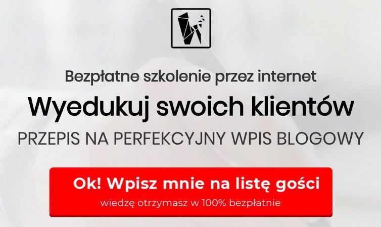 Webinar marketingowe wieczory